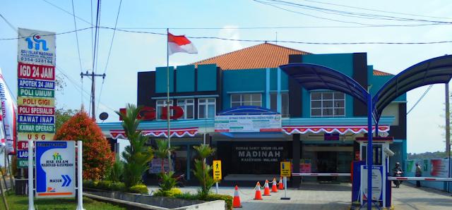 Jadwal Dokter RSI Madinah Kasembon Malang Terbaru