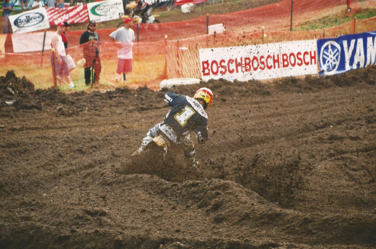 Greg Albertyn Budds Creek 2000