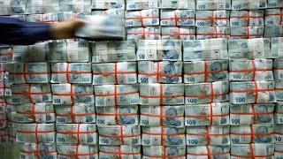 سعر صرف الليرة التركية  أمام العملات الرئيسية الجمعة 17/1/2020