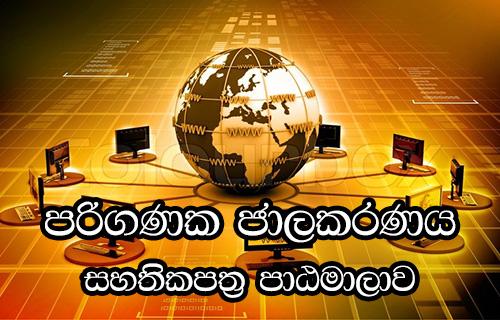Certificate in Computer Networking Course (Sinhala Medium)