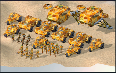 Strategy Pack : Mobile Infantry