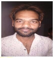 कानपुर: थाना नौबस्ता पुलिस द्वारा 1 अभियुक्त को चोरी की मोटर साइकिल के साथ गिरफ्तार किया