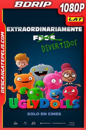 UglyDolls: Extraordinariamente feos (2019) 1080p BDrip Latino – Ingles