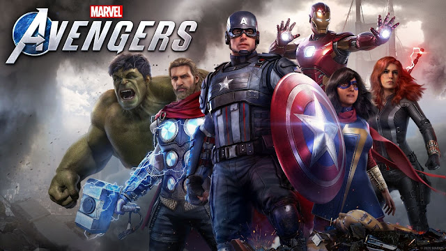 EMBRACE YOUR POWERS! MARVEL'S AVENGERS AVAILABLE TODAY FOR PLAYSTATION 4, XBOX ONE, PC, AND STADIA