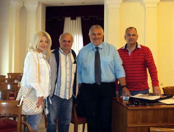 Καστοριά: Η επίσκεψη του εκπροσώπου της Αμερικανικής Πρεσβείας