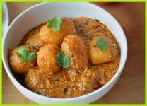 दम आलू की सब्जी (व्रत) - Dum Aalu Hindi Recipe For Vrat (Upvas)