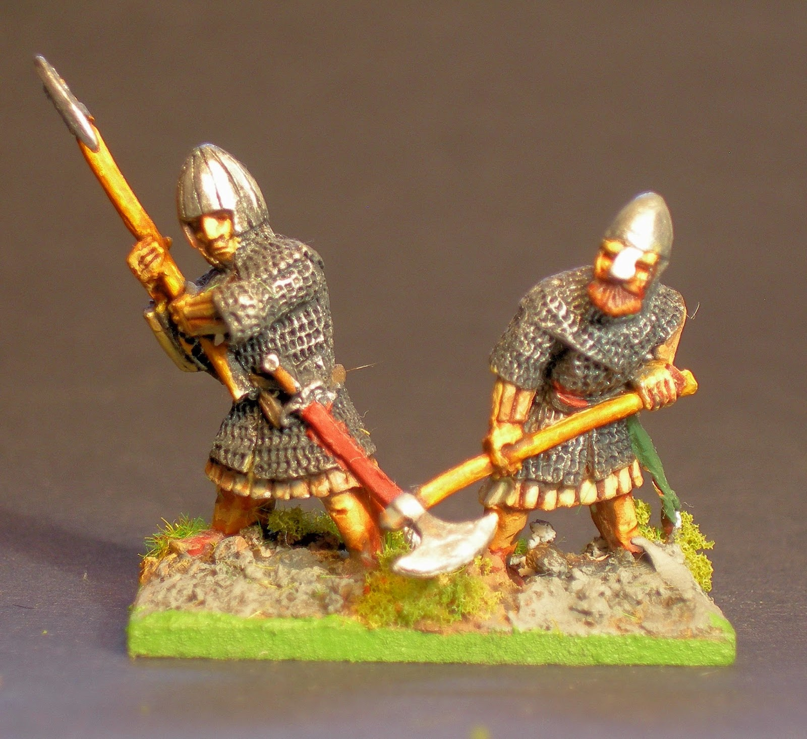 glorious little soldiers its about time you painted some. Black Bedroom Furniture Sets. Home Design Ideas