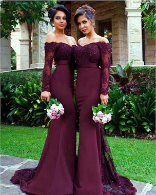 Vestidos de dama de honor