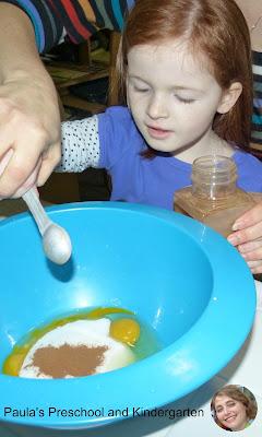 How to make a pumpkin pie (and teach math, language arts and life skills)