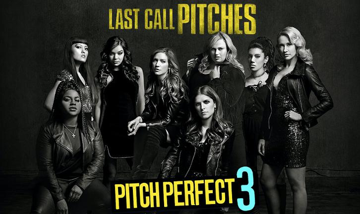 Pitch Perfect 3 | Scott's Self-Indulgent Movie Review Blog