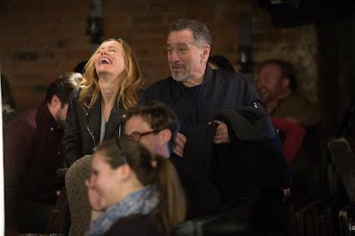 Leslie Mann and Robert De Niro in The Comedian (5)
