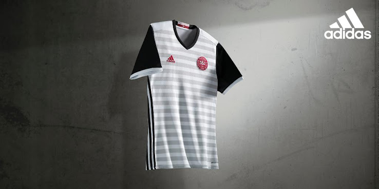 a20ad403a0c Denmark Euro 2016 Away Kit Released - Footy Headlines