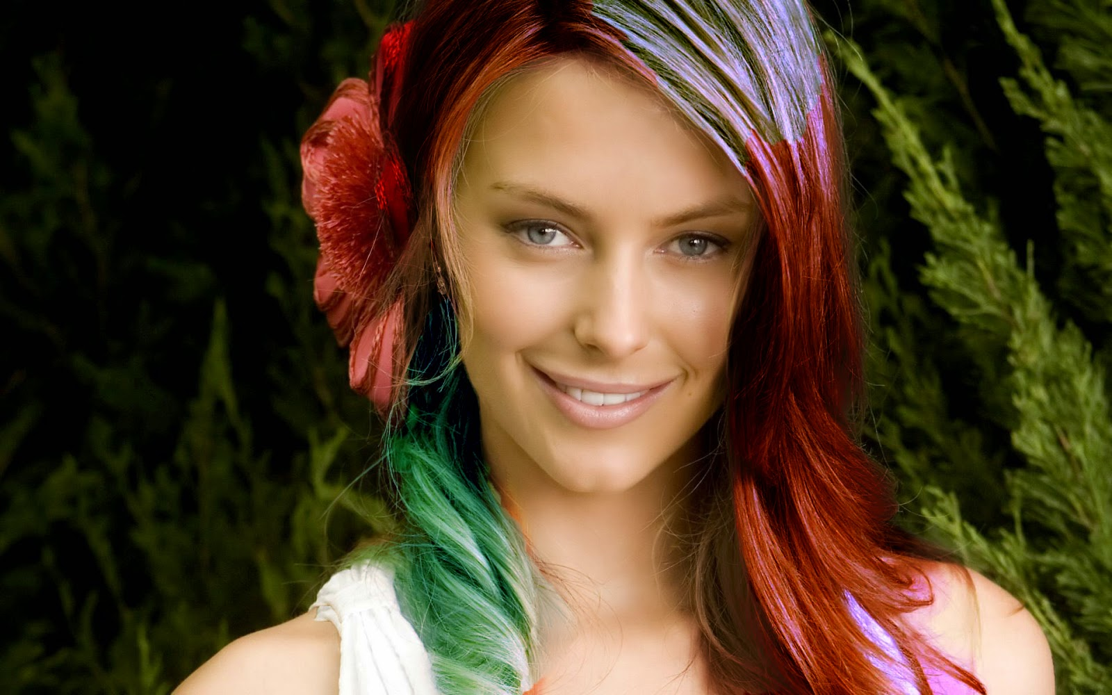 Change Hair Color | how to change hair color in photoshop ...