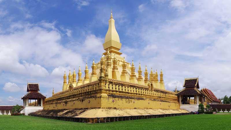 Bangunan Terkenal di Laos