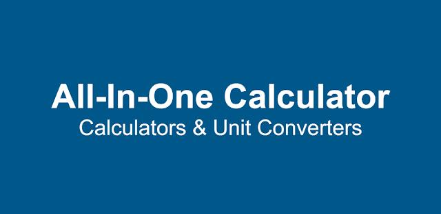 تحميل تطبيق 7 (All-In-One Calculator and Unit Converter (PRO – برنامج أداة تحويل فريدة من نوعها وحاسبة