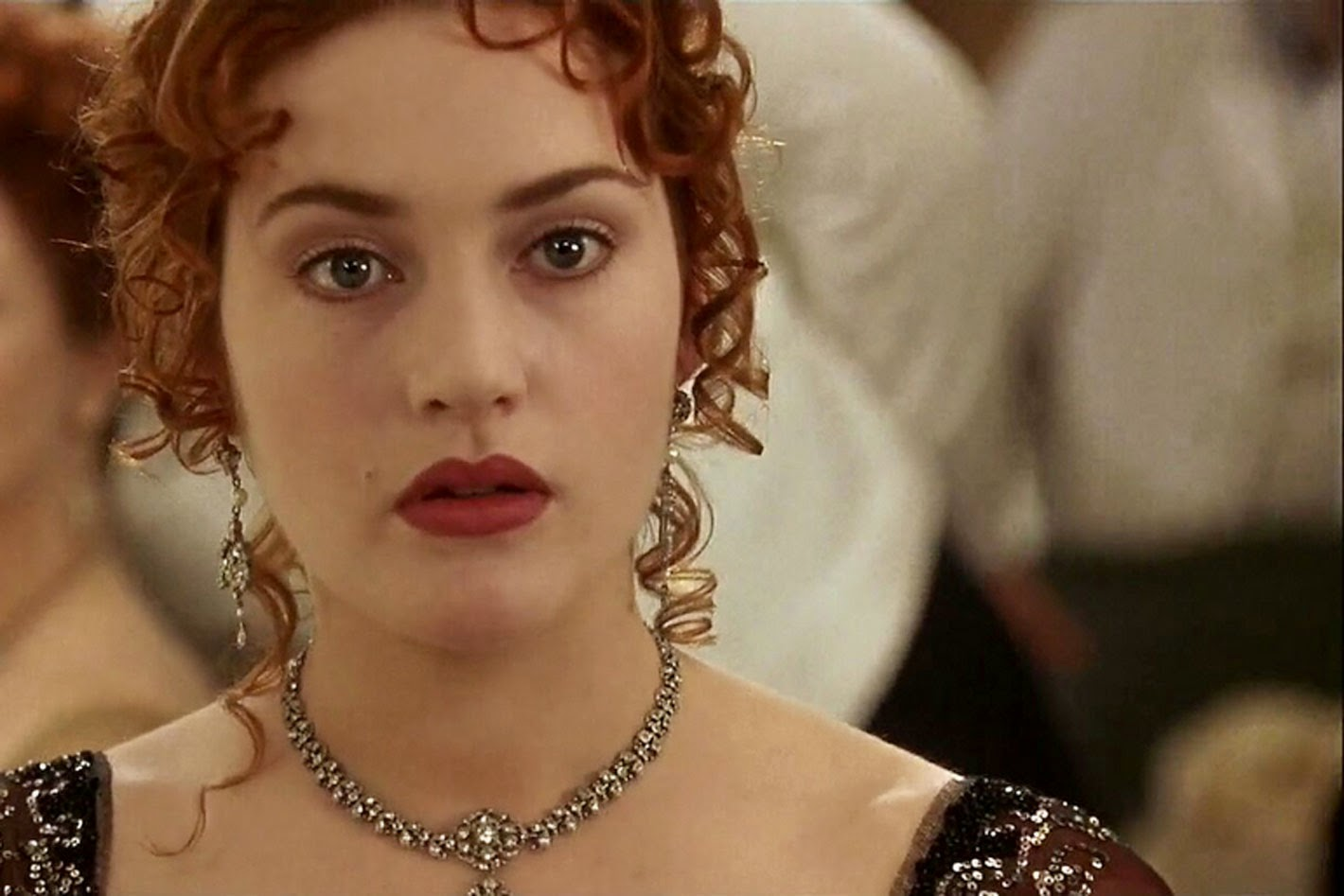 Cute Kate Winslet in Titanic