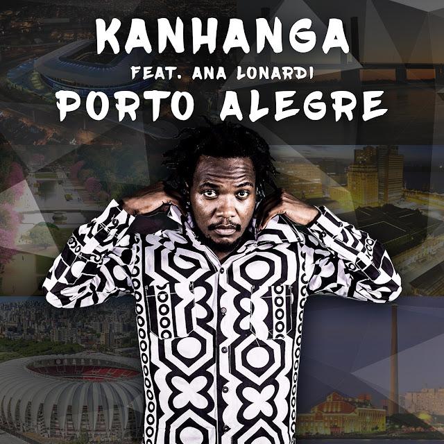 O rapper Kanhanga homenageia a cidade de Porto Alegra em seu novo clipe