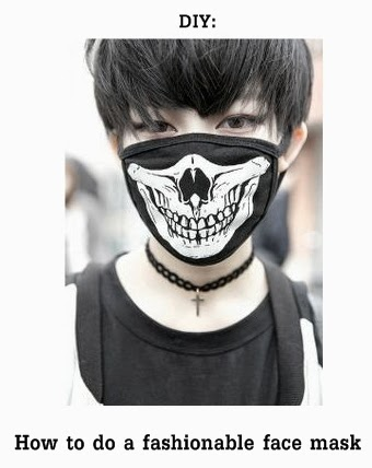 Asian Homemade Face Masks 83