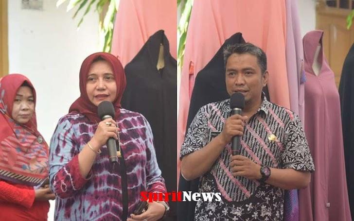 Ketua TP PKK Kota Makassar Hadiri Lomba UKM Kecamatan Mamajang