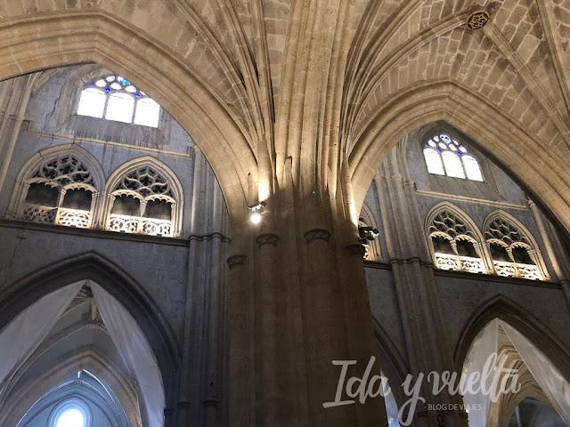 Qué hacer un día en Palencia interior Catedral