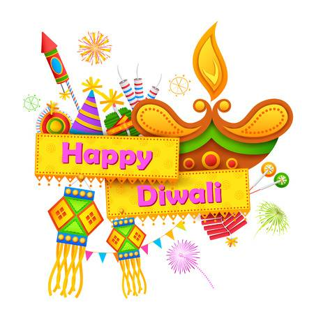 Happy Deepawali Cliparts 2018