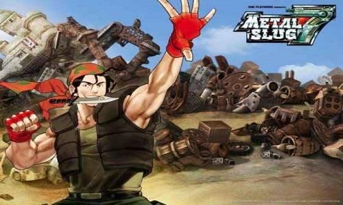 Metal Slug 7 Pc Game Free Download