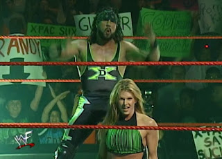 WWF Backlash 2000 - X-Pac w/ Tori