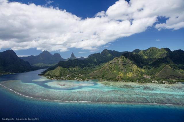Moorea, um dos mais belos lugares do Planeta e fica na Polinésia Francesa