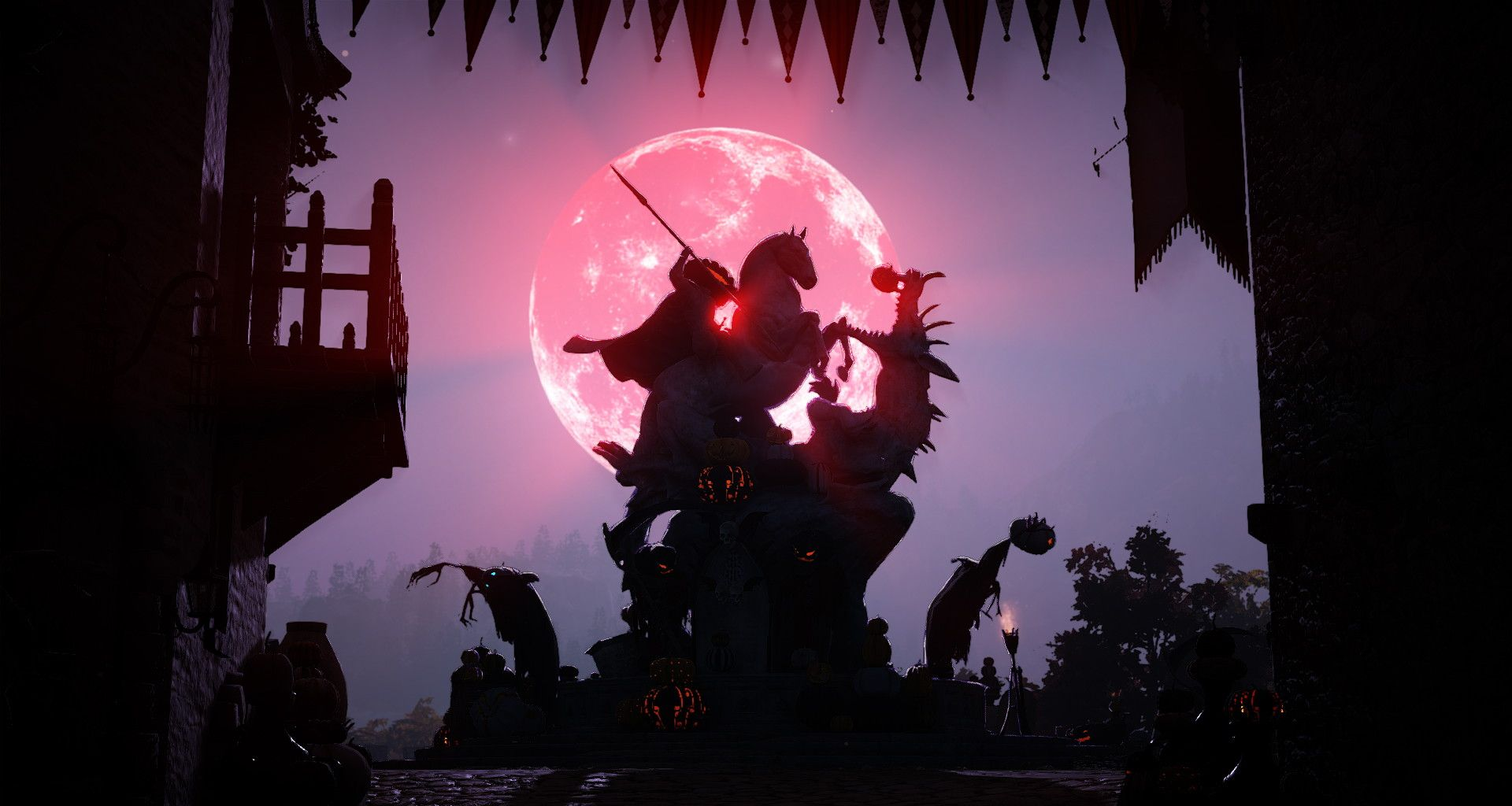 Halloween Events are Coming to Black Desert Online