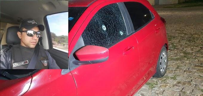 Policial Militar é baleado durante de tentativa de assalto em Mossoró e fica gravemente ferido