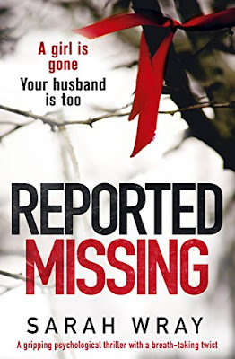 Book Review: Reported Missing, by Sarah Wray