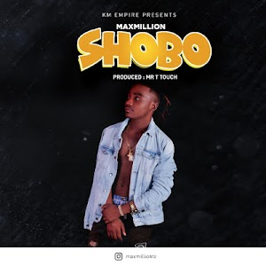 Download Mp3 | Maxmillion - Shobo