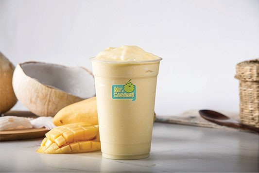 Mr Coconut Singapore - Mango Shake