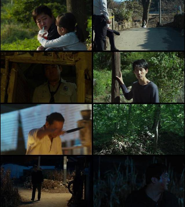 The Wailing 2016 English 720p BRRip