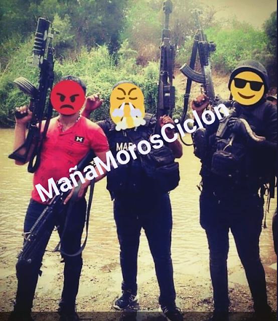 Los Mañamoros a la orden de El Ciclon- 89 quien no traga juego, el nuevo sucesor de El Vaquero a la orden de El Contador Cárdenas