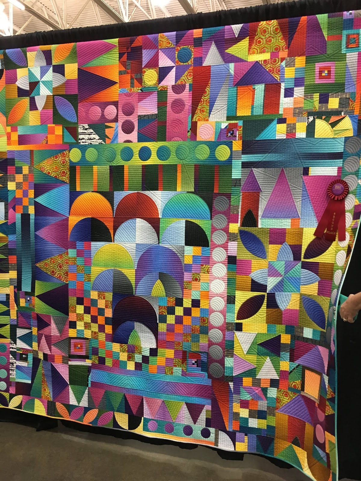 Sunshine Sews Madison Quilt Expo