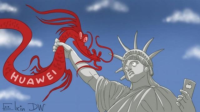 حقيقة حظر هواوي من ترامب ما زالت تتكشف