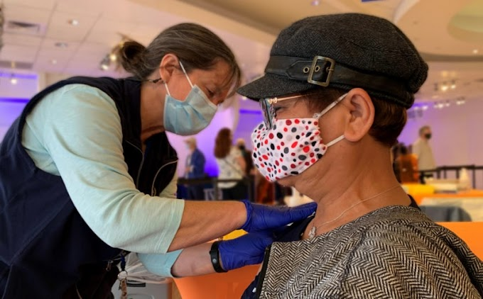 L.A. County Nears 5 Million Vaccine Doses Administered