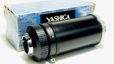 Yashica Microscope Adapter C/Y Mount