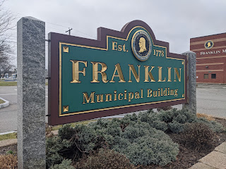 Franklin Board Of Health - Agenda - April 8, 2020 - 5:00 PM