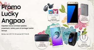 Promo Samsung J series Terbaru di Indonesia