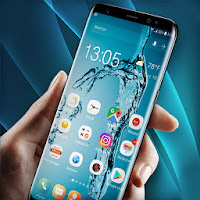 Galaxy launcher theme &wallpaper Apk free Download for Android