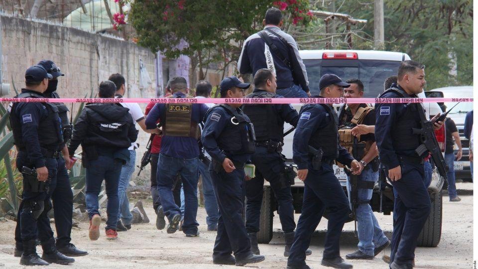 Sicarios atacan a elementos de la Fiscalía de Jalisco