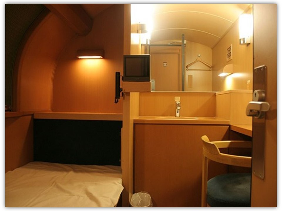 sekilas ruangan single deluxe sunrise express