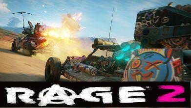 مراجعه لعبة Rage 2 متطلبات تشغيل games system requirements