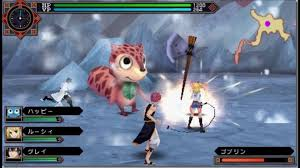 DOWNLOAD GAMES Fairy Tail Portable Guild PSP FULL VERSION