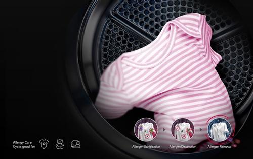LG Heat Pump Dryer