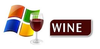 Instal Wine Untuk Menjalanakan Program Windows di Linux