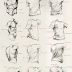 Livro com poses referencias para desenhar roupas