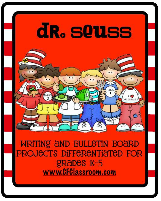 Dr. Seuss Theme Classroom